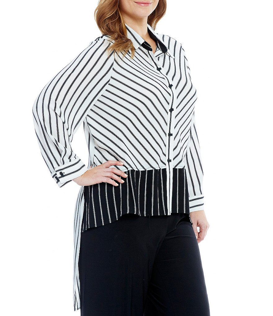 IC Collection Plus Stripe Shirt