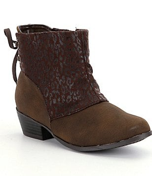 Jessica Simpson Girls´ Leo Booties