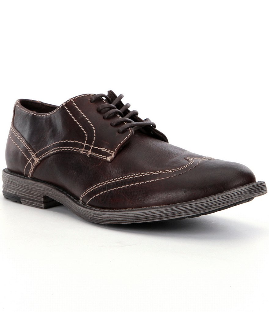 ROAN Men's Bandit Wing Tip Causal Shoes