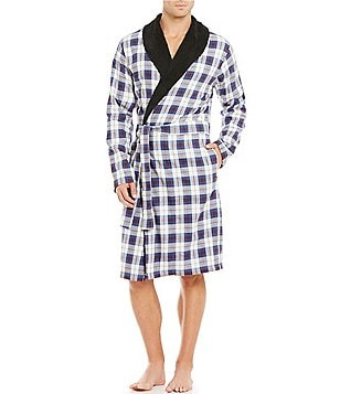 UGG® Kalib Plaid Robe
