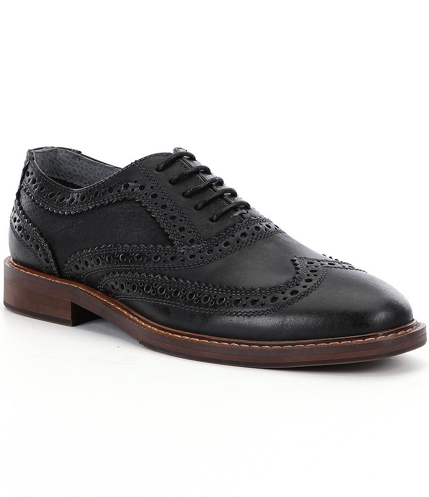 Steve Madden Men´s DAXX Wing Tip Oxfords