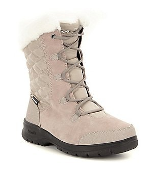 Kamik Boston 2 Faux Fur Waterproof Boots