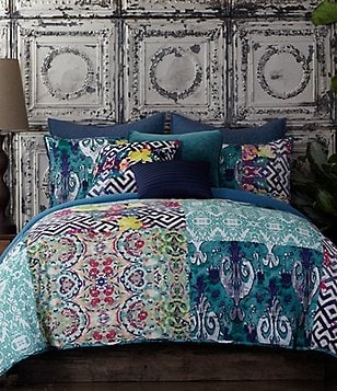 Poetic Wanderlust by Tracy Porter Florabella Cotton Sateen Comforter Mini Set