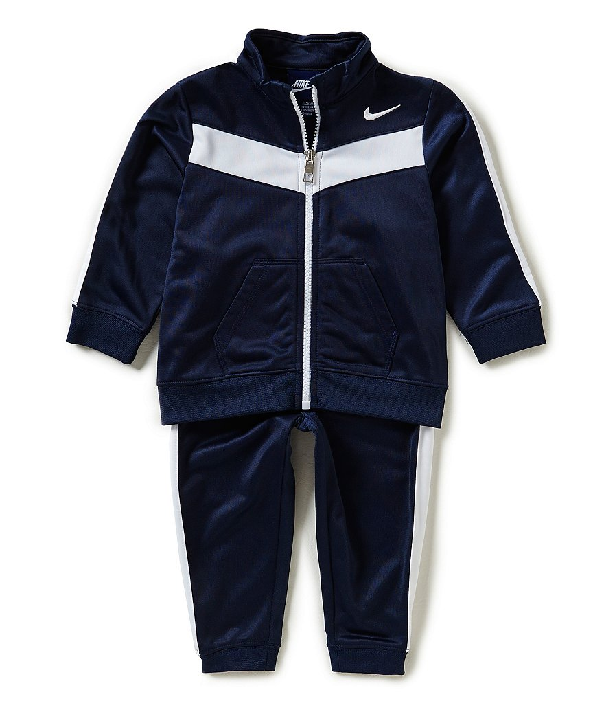 Nike Baby Boys 12-24 Months Tricot Track Jacket and Pants Set