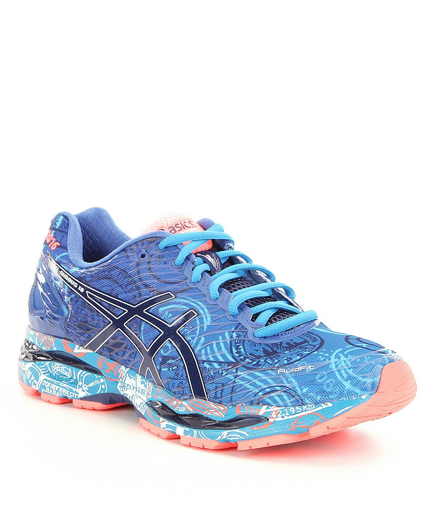 ASICS Men´s GEL-Nimbus® 18 NYC Running Shoes