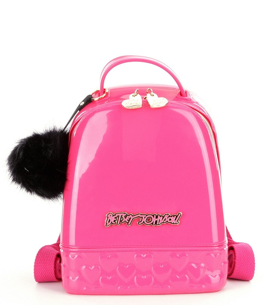 Betsey Johnson Don´t Be Jelly Mini Backpack