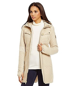 Michael Michael Kors Active Zip-Up Puffer Jacket