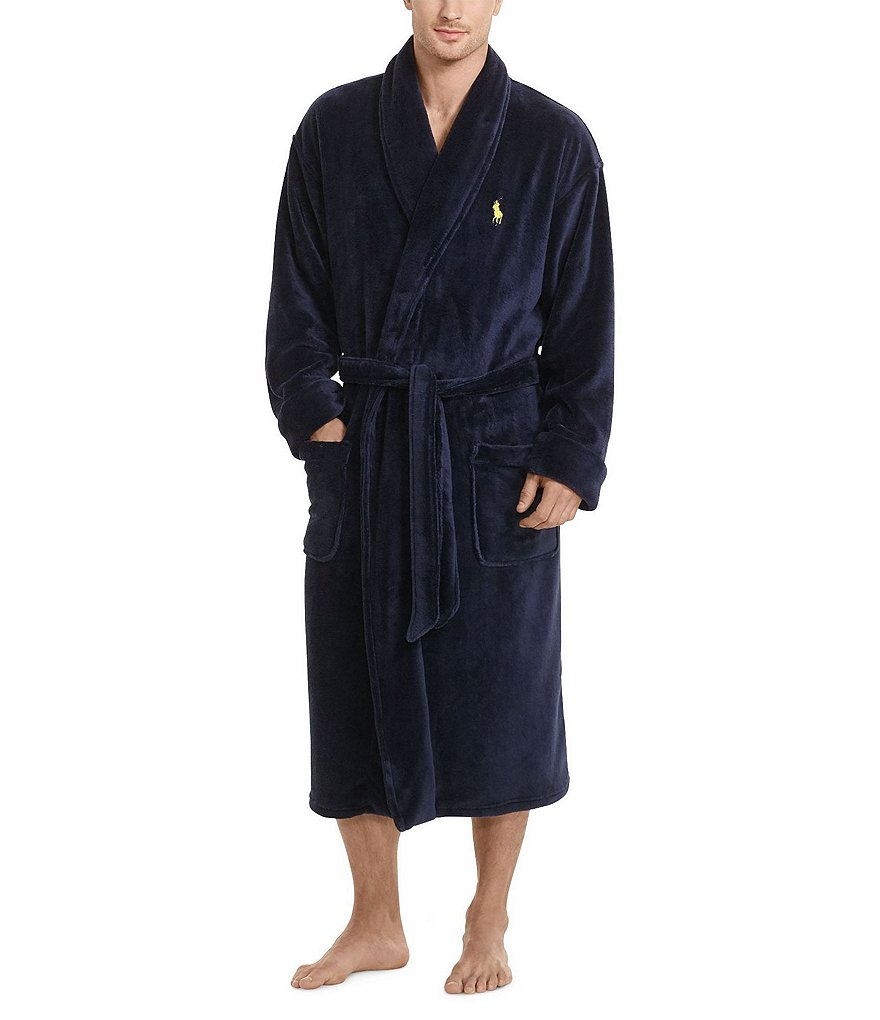 Polo Ralph Lauren Microfleece Robe