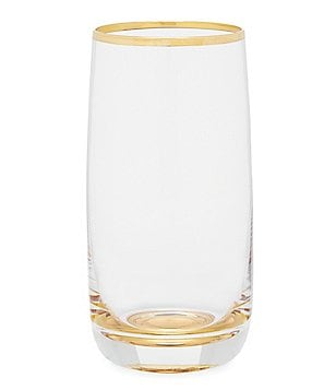 Southern Living Exquisite Soda Lime Highball Glass