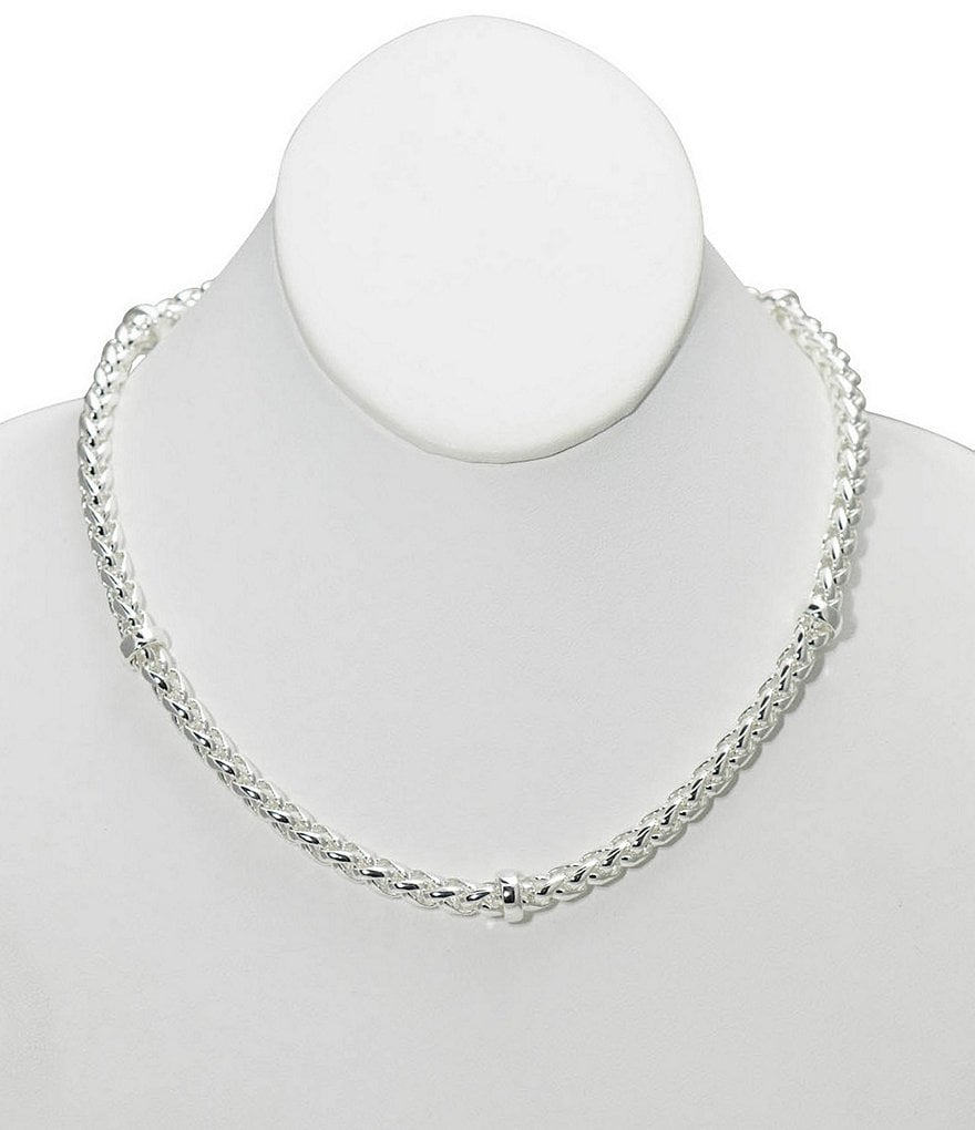 Lauren Ralph Lauren Chain Collar Necklace