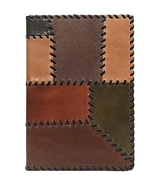 Patricia Nash Patchwork Collection Vinci Notebook