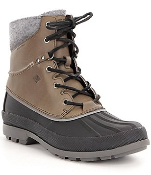 Sperry Men´s Cold Bay Arctic Grip Waterproof Duck Boots