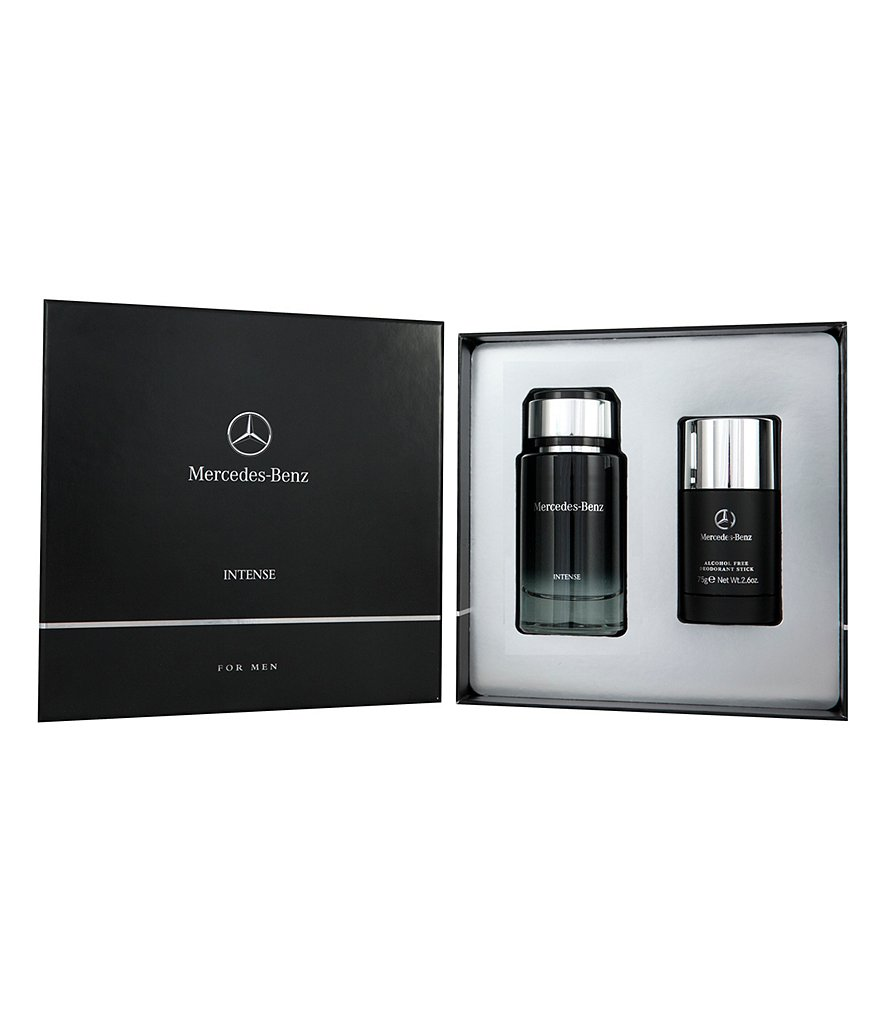 Mercedes Benz Intense Gift Set