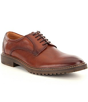 Steve Madden Men´s DiMarko Plain Toe Oxfords