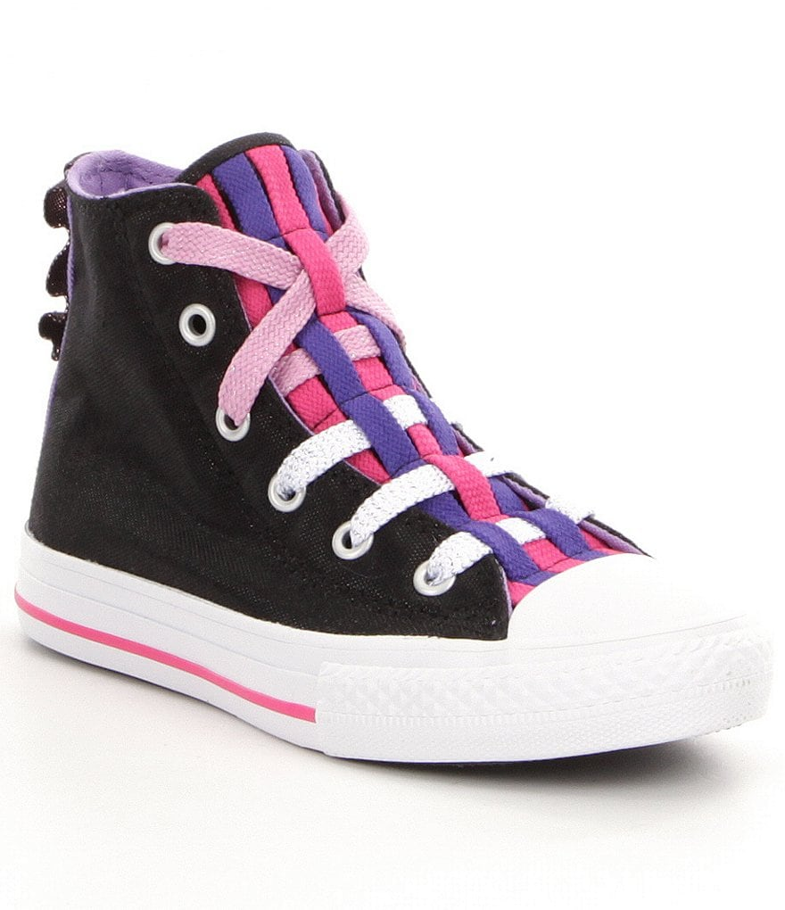 Converse Girls´ Chuck Taylor® All Star® Loopholes High Top Sneakers
