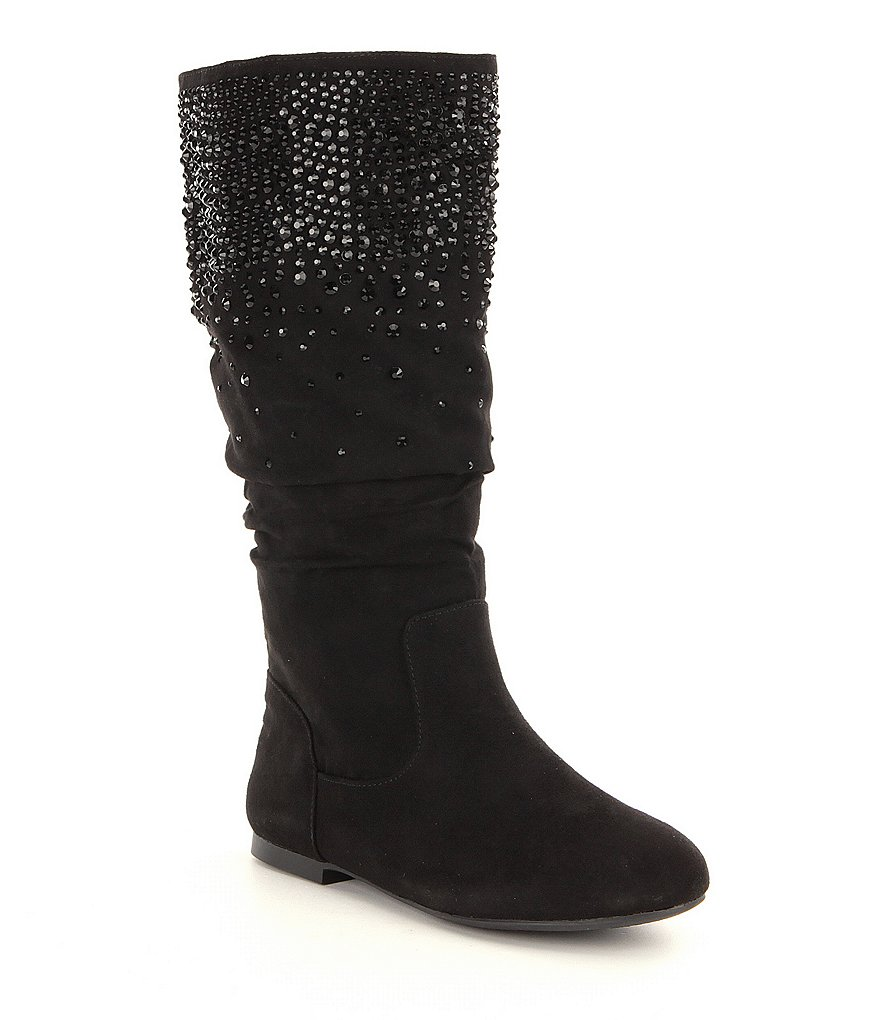 GB Girls Gleeful-Girl Slouch Boots