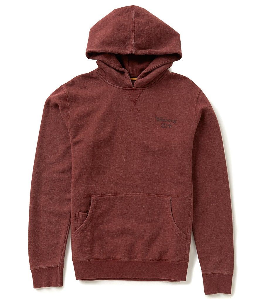 Billabong Wave Washed Pullover Hoody
