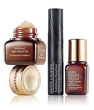 Estee Lauder Beautiful Eyes: Advanced Night Repair with Full-Size Eye Crème