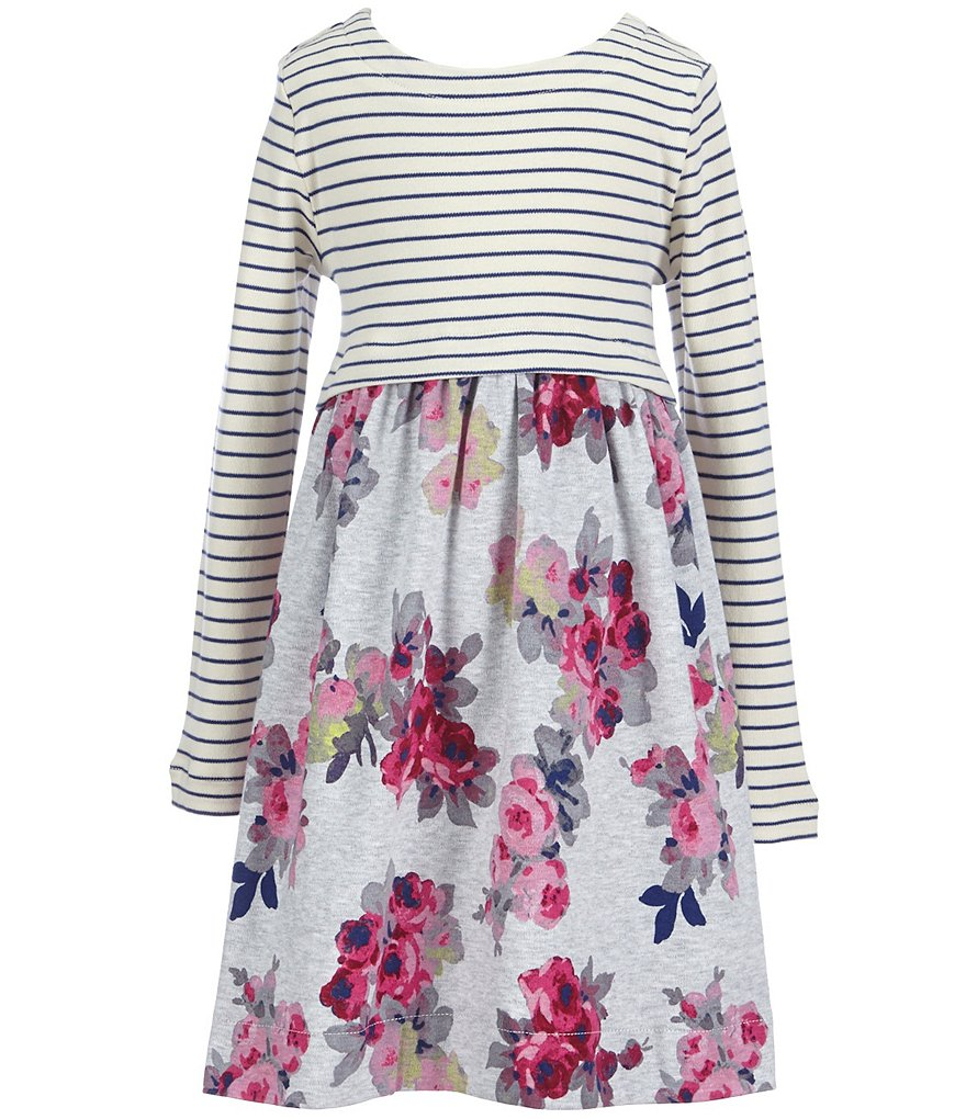 Joules Little Girls 3-6 Layla Print Dress