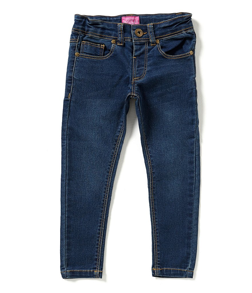 Joules Little Girls 3-6 5-Pocket Denim Jeans