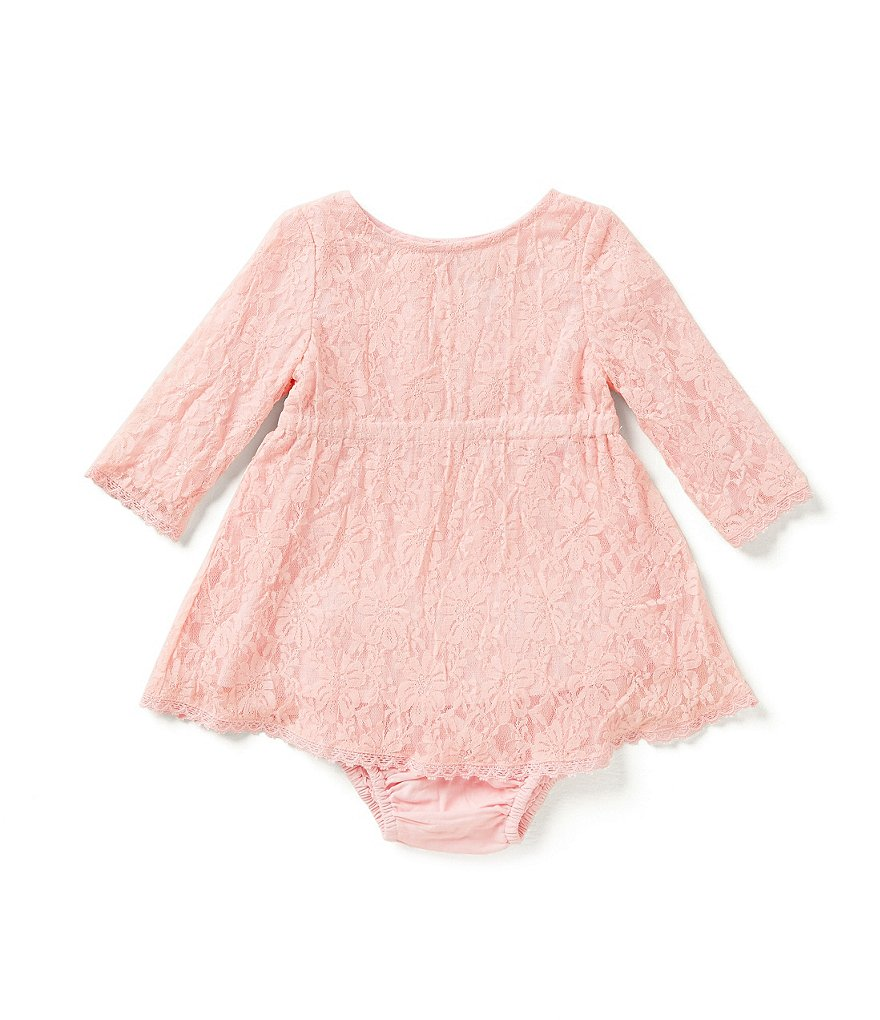 Starting Out Baby Girls Newborn-24 Months Lace Dress