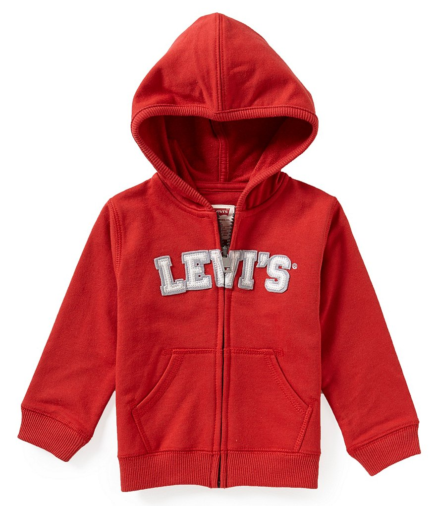 Levi's® Baby Boys 12-24 Months Baldwin French Terry Hoodie
