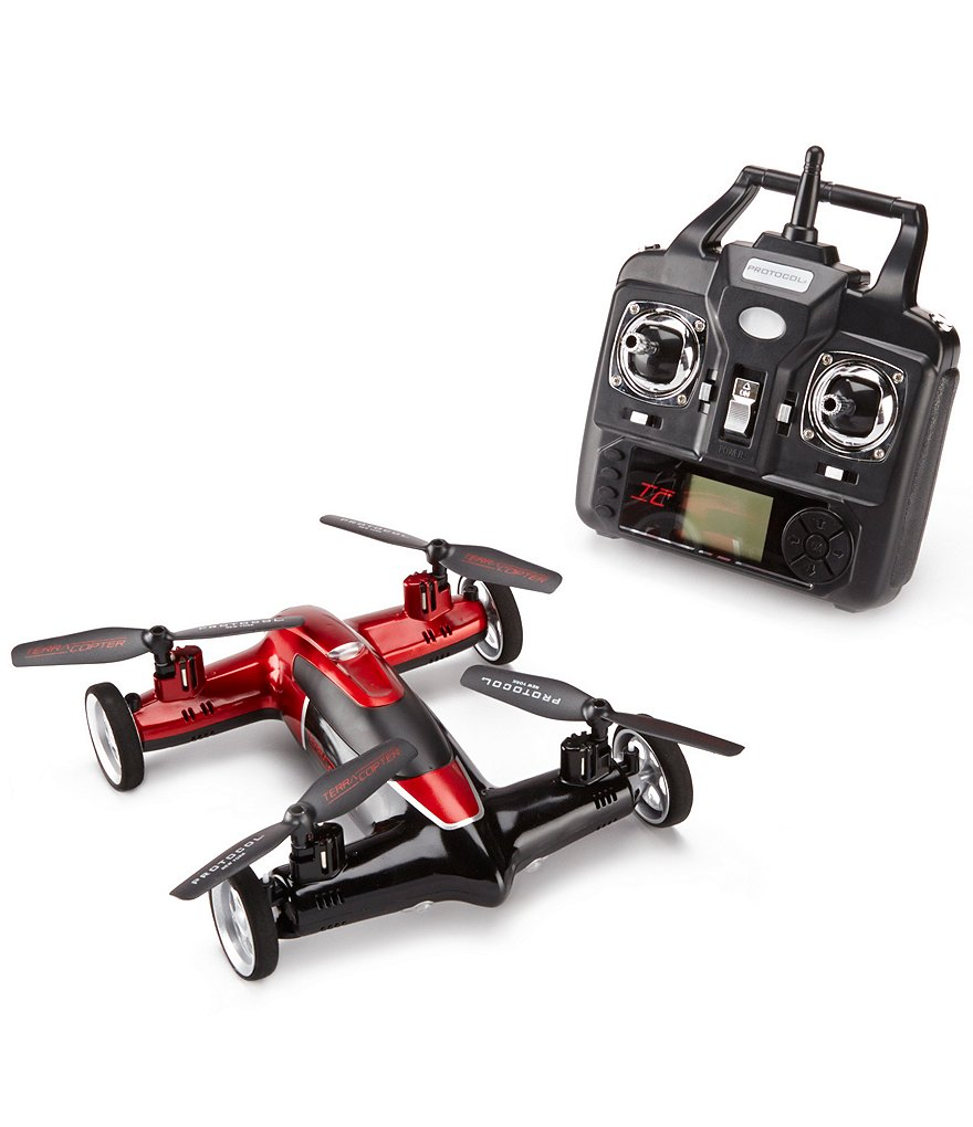 Protocol TerraCopter RC Car/Drone