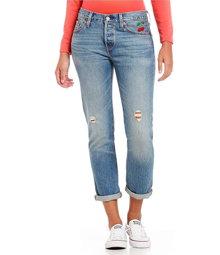 Levi´s 501 CT Straight Jeans