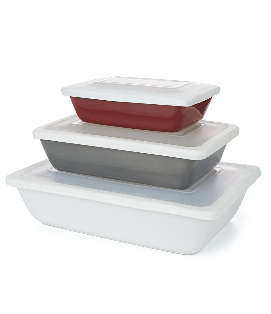 Southern Living 3-Piece Rectangular Bakeware Set