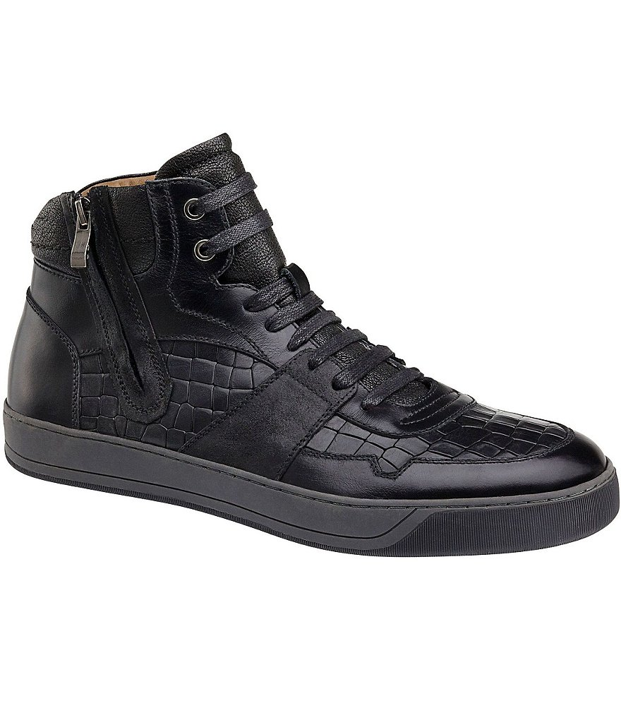 J&M Est. 1850 Men´s Allister High Top Sneakers