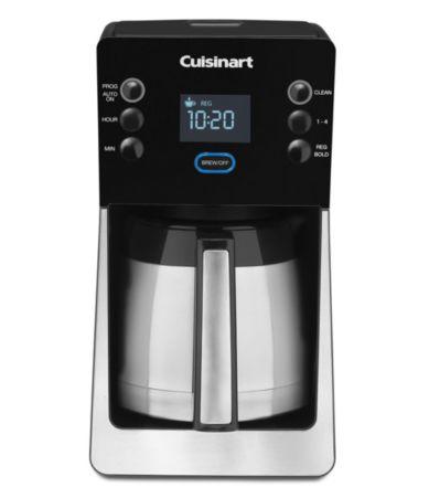 Cuisinart PerfecTemp Programmable 12-Cup Thermal Coffee Maker Dillards
