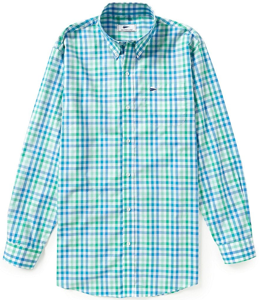 Southern Lure Checked Sportshirt