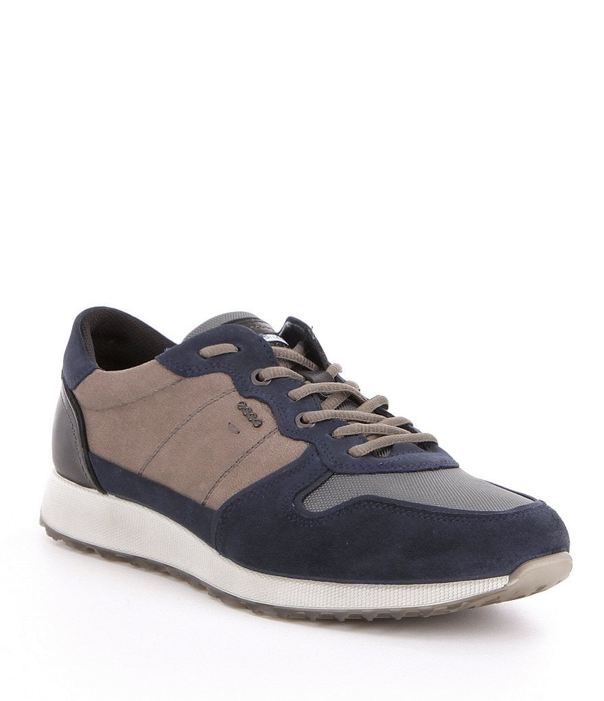 ECCO Men´s Sneak Tie Sneakers