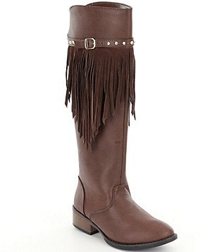 Kenneth Cole Reaction Girls´ Downtown Fringe Boots