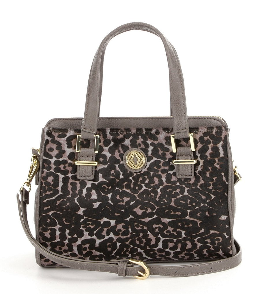 Kate Landry Haircalf Satchel