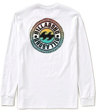 Billabong Flip Wave Long-Sleeve Graphic Tee