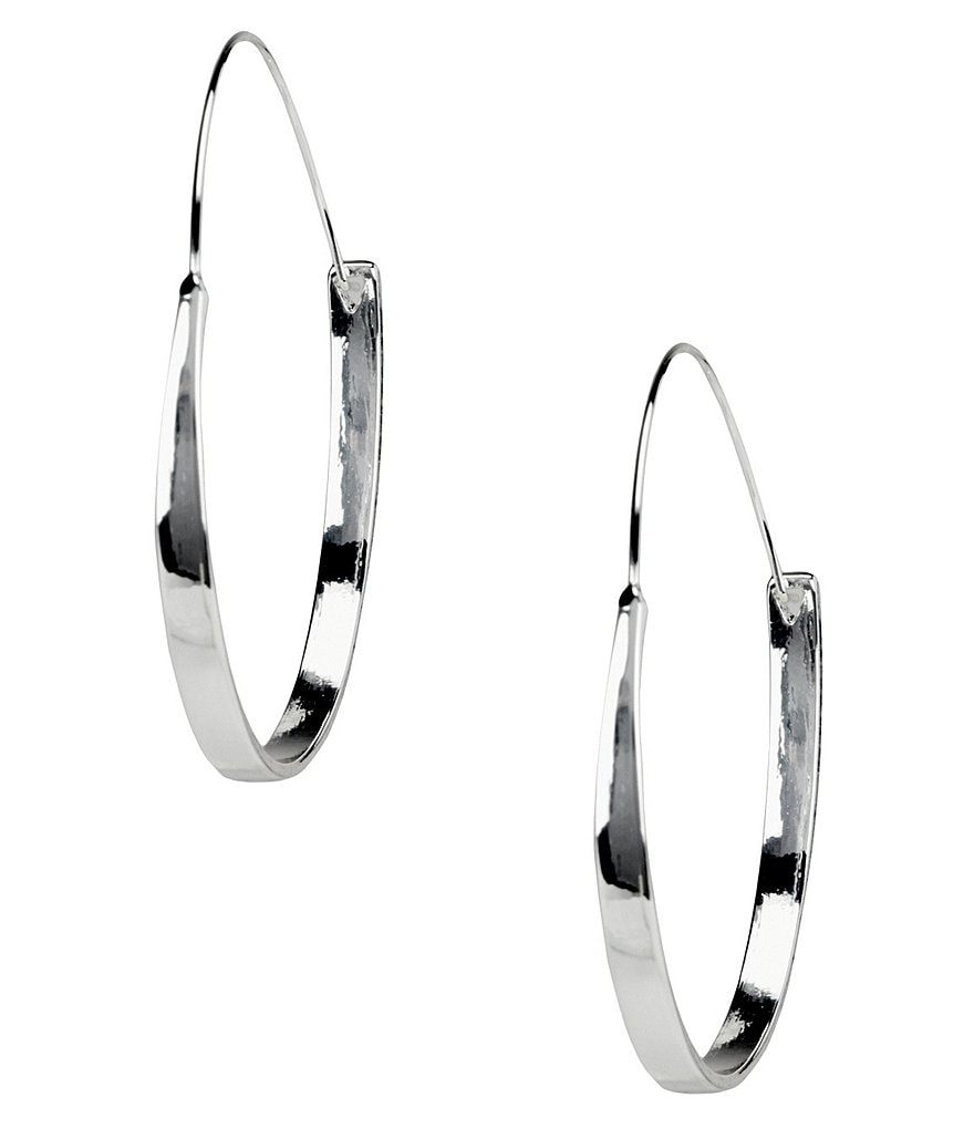 Lauren Ralph Lauren Belle Isle Endless Hoop Earrings