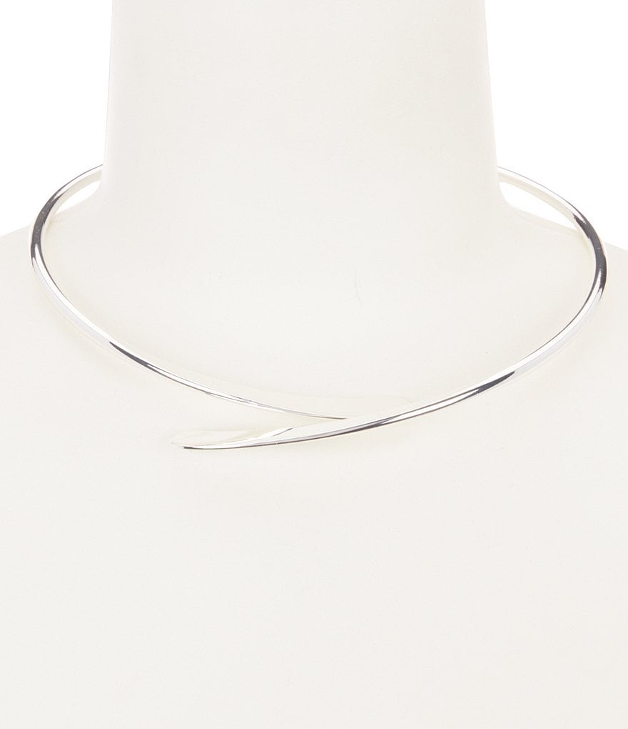 Lauren Ralph Lauren Belle Isle Hinged Choker Necklace