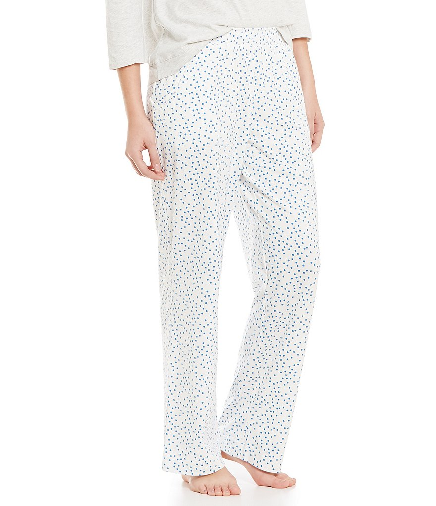 Sleep Sense Snow Dot-Print Sleep Pants