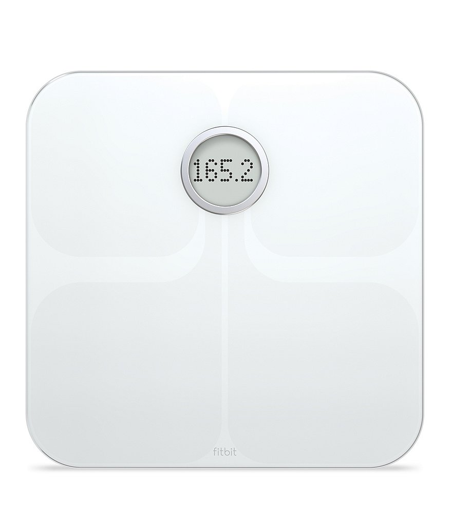 Fitbit Aria Wi-Fi LCD Weight and BMI Smart Scale