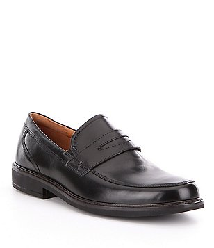 ECCO Men´s Holton Leather Slip-On Penny Loafers