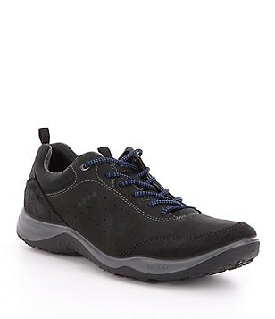 ECCO Men´s Espinho Yak Nubuck Lace-Up Low Sneakers