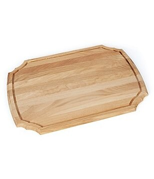 Southern Living Large Oak Wood Carving Board