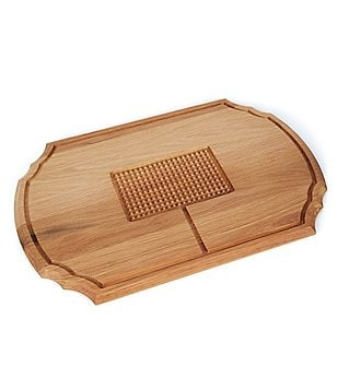 Southern Living Extra-Large Oak Wood Carving Board
