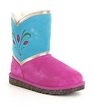 UGG® Girls´ Disney Elsa Coronation Color-Blocked Boots