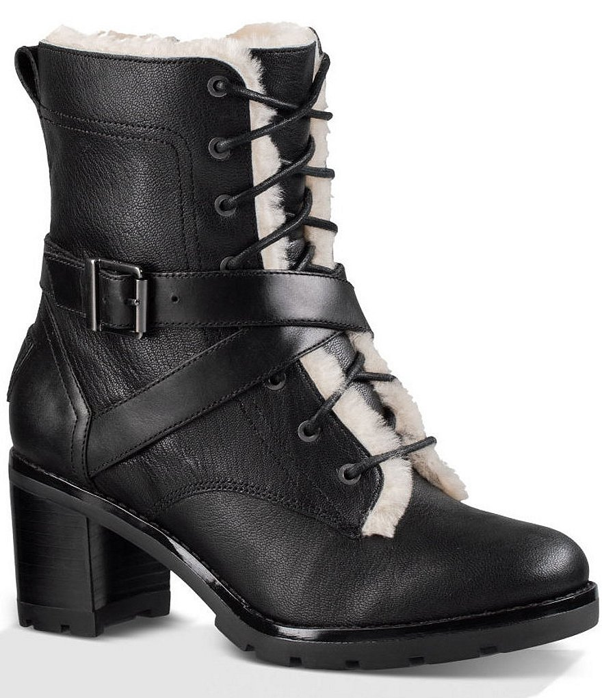 UGG® Ingrid Lace-Up Booties