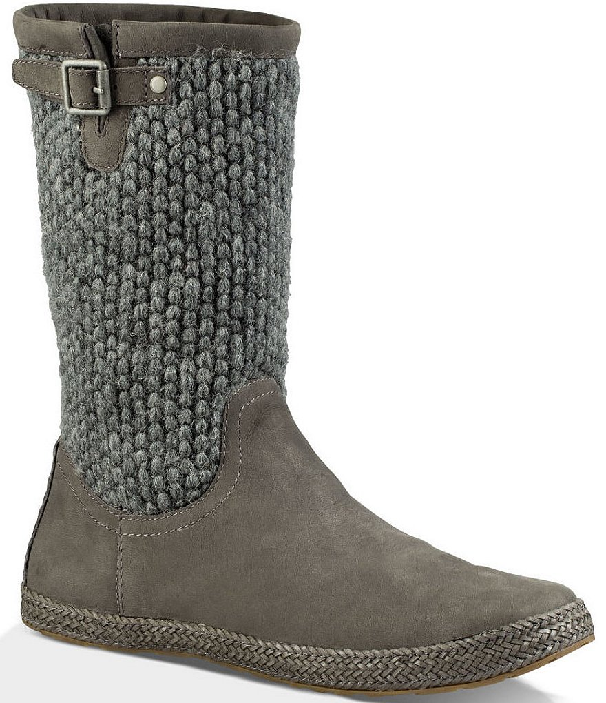 UGG Lyza Knit Shaft Boots