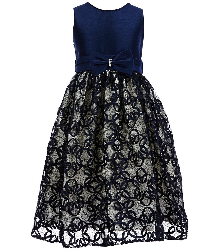 Jayne Copeland Big Girls 7-12 Soutache Dress