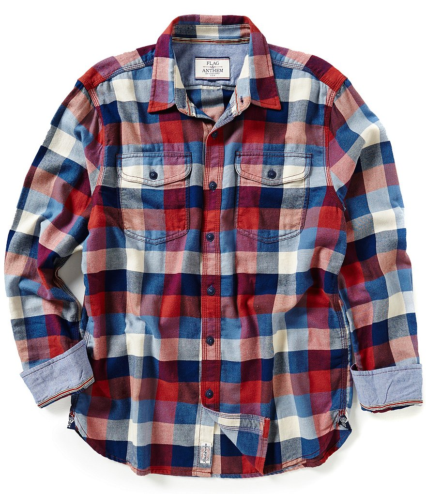 Flag & Anthem Federalsburg Plaid Shirt
