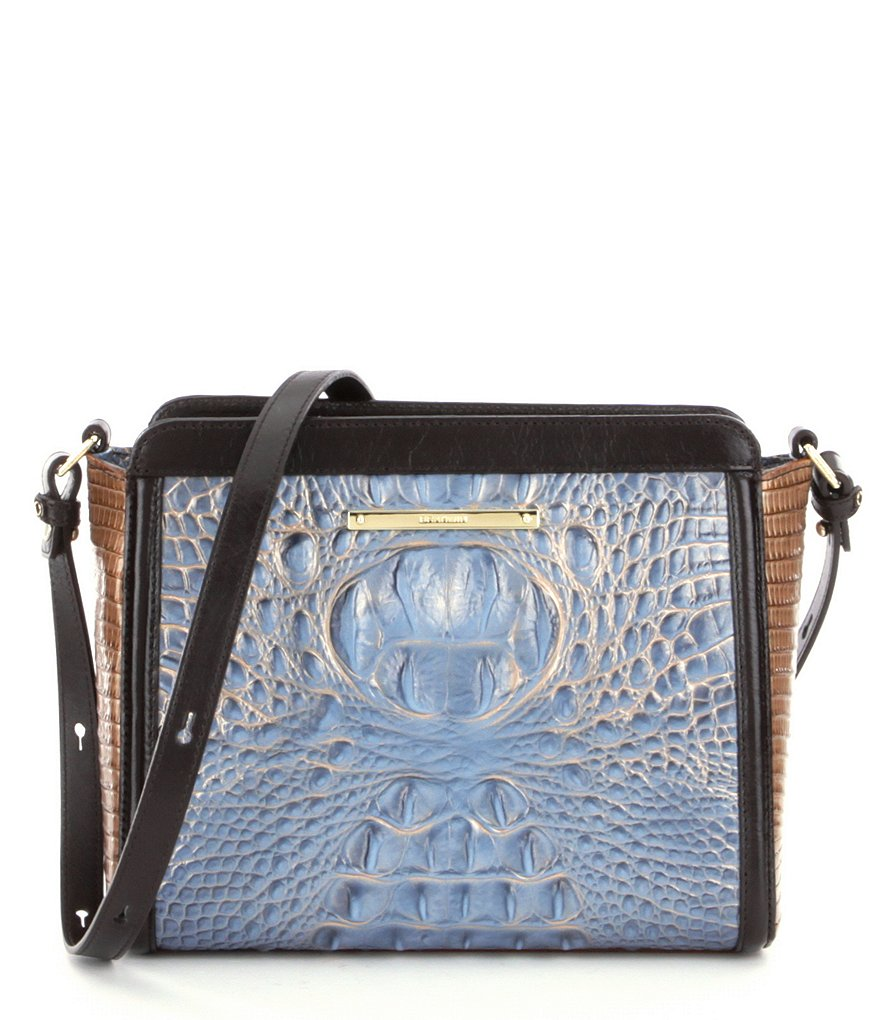 Brahmin Palma Collection Carrie Cross-Body Bag